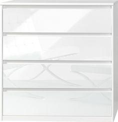 kommode soft smart 185 012 12 wei wei hochglanz pinterest. Black Bedroom Furniture Sets. Home Design Ideas