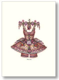 Gratitude Dress by Tracy Paul