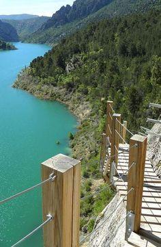 Beautiful World, Beautiful Places, Dangerous Roads, Hiking Routes, Parasailing, Ice Climbing, World Photo, Aragon, Spain Travel