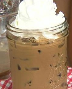 For a great way to cool down and get a boost of energy, try out this great Iced Coffee.