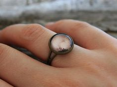 Pluto, Planet Pluto, Pluto Ring, Pluto New Horizons, Pluto Jewelry, Solar System Ring, Space Ring, Planet Ring, Space, Galaxy Ring, Cosmos