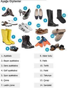 Shoes | Türkçe