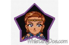 Sailor Star Maker Cross Stitch Pattern