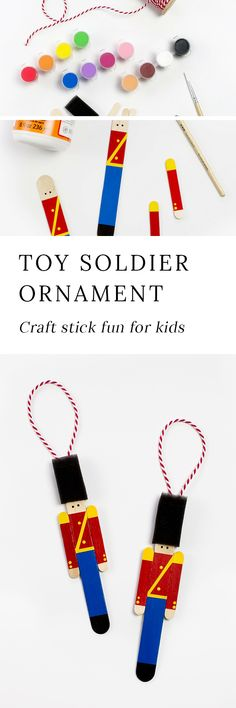 how to make a wooden toy soldier ornament - All I Want For Christmas Is You Soulja Boy