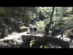 Waterfalls, ziplines and more are featured in this springtime video of  Hocking Hills