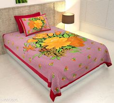 Checkout this latest Bedsheets_0-500 Product Name: *Red Mona Check 1 Single Bedsheet with 1 Pillow Cover* Fabric: Cotton No. Of Pillow Covers: 1 Thread Count: 140 Multipack: Pack Of 1 Sizes: Single (Length Size: 100 in Width Size: 63 in Pillow Length Size: 18 in Pillow Width Size: 26 in)  Country of Origin: India Easy Returns Available In Case Of Any Issue   Catalog Rating: ★4 (278)  Catalog Name: Elite Alluring Bedsheets CatalogID_1787368 C53-SC1101 Code: 882-10007270-906