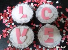 Cupcake Dia dos Namorados