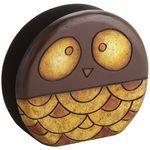 Wooden Owl Napkin Holder
