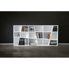 Angle bookshelf by A2 (Room21)