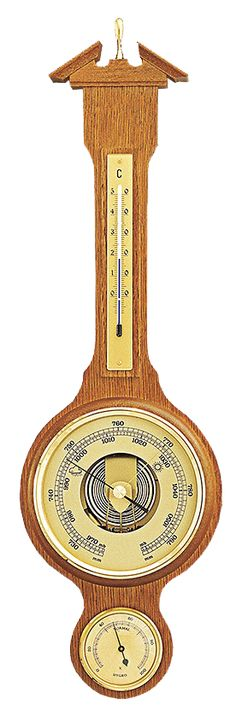 -oak, country-style Weather station -Barometer DIA: -Thermometer Height: -Hygrometer -total Height: -solid wood -made in Germany Years Guarantee Country Style, Solid Wood, Germany, Clock, Weather, Watch, Rustic Style, Deutsch, Clocks