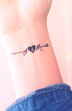 Tatoo vera idea – tattoos for women small J Tattoo, Hand Tattoo, Tattoo Trend, Mom Tattoos, Wrist Tattoos, Trendy Tattoos, Body Art Tattoos, Small Tattoos, Tattoo Quotes