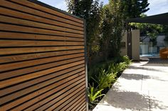 privacy fence black AND wood