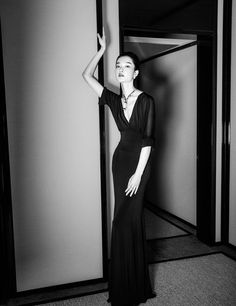 Du Juan by Richard Ramos for Prestige Magazine December 2013