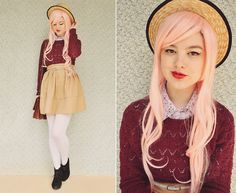 You can never be overdressed or overeducated // giveaway! (by Annika Victoria) http://lookbook.nu/look/4001084-You-can-never-be-overdressed-or-overeducated-giveaway