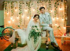 #Ryehan2become1 #wedding #rustictheme #rustic #wood #davaoweddings #weddingsph