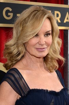 Jessica Lange makeup by Collier Strong for Cloutier Remix