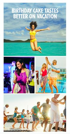 Spend your birthday in the tropics this year and book a Carnival cruise today.