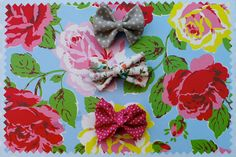 Miss Jojangles: how to sew a bow