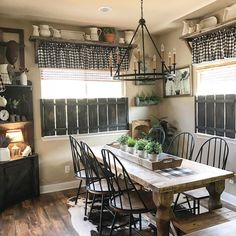 """5,771 Likes, 63 Comments - DECORSTEALS.COM (@decorsteals) on Instagram: """"Seriously one of the best kitchens on IG  @rusticfarmhome makes our hearts smile and we cannot get…"""""""