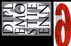 """DIPLOMESTIENNE(16) Invitations à l'exposition des projets de diplôme de l'école Estienne. """"01 & 02 juillet à l'ESAIG Estienne 18, bvd. Auguste Blanqui — Paris 75013"""" •• Projet non retenu."""
