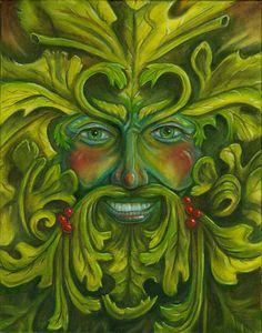Green Man - Google Search