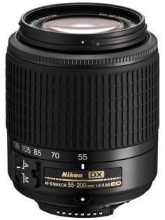 Nikon 55-200mm f/4-5.6G ED AF-S DX Autofocus Zoom Lens - Grey Market by Nikon, http://www.amazon.com/dp/B0009VDJNK/ref=cm_sw_r_pi_dp_.RVJrb00JQ4DZ