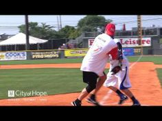 Don't miss the City of Hope Celebrity Softball Game Saturday, June 7th!