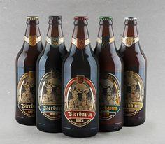 Kit Degustação 5 Cervejas Bierbaum