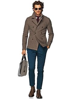 Leager Jacket #menswear #mens #topcoats #suitsupply