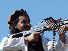 Ketua Taliban Pakistan Hakimullah Mehsud Mati Dibunuh