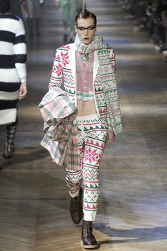 Thom Browne Fall 2012 Menswear - Collection - Gallery - Style.com