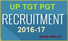 UP TGT PGT Recruitment 2016-2017 : UPSESSB Teacher Recruitment 9568 vacancy 2016: UP TGT PGT Jobs 2016/17 www.upsessb.org