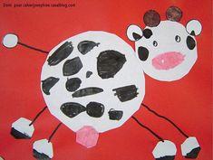 vache ronds