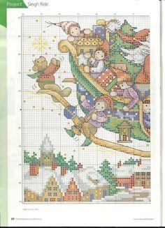 Gallery.ru / Фото #13 - The world of cross stitching 183 - WhiteAngel