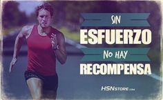 Sin esfuerzo no hay recompensa. #fitness #motivation #motivacion #gym…