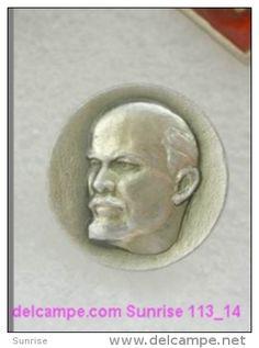 V.I. Lenin russia revolutionist, scientist, communist, leader soviet people / soviet badge 119_14_5494