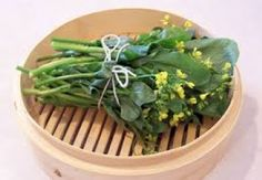 Yu Choy Sum - Edible Rape (Brassica rapa var. parachinensis )