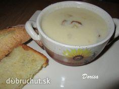Fotorecept: Kyslá zemiaková polievka