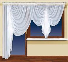 Get inspired simple living room design, modern small living room, Minimalist interior design. Simple Living Room, Small Living Rooms, Living Room Designs, Curtain Styles, Curtain Designs, White Curtains, Curtains With Blinds, Valances, Curtain Inspiration