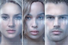 'The Divergent Series: Allegiant — An Exclusive Look at the New Posters for the Film Teen Vogue Divergent Four, Divergent Hunger Games, Divergent Fandom, Divergent Trilogy, Divergent Insurgent Allegiant, Divergent Quotes, Tfios, Insurgent Quotes, Theo James