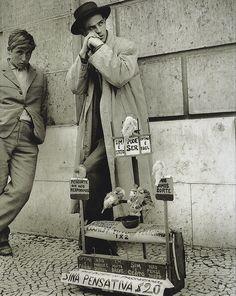 Eduardo Gageiro (16 febrero 1935) : A Sina Pensativa, Portugal, 1960