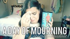 #BYEZAYN A DAY OF MOURNING | storiesinthedust