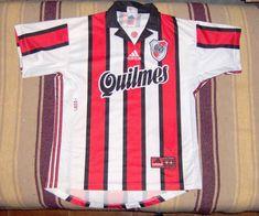 River Plate Away football shirt 1996 - 1998