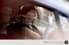 #advertising Handicap-Car. Car is different, not the driver...
