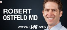 Listen to one of our favorite doctors, plant-based cardiologist Dr. Robert Ostfeld, talk about health and wellness on the Rich Roll podcast.