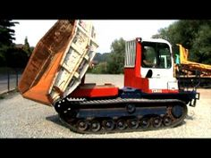 Raupenkipper Yanmar TCR50 gebraucht kaufen unter: http://www.ito-germany.de/gebraucht/dumper Dumper mit Gummiketten und Kippmulde vom Profi kaufen. Baumaschinen Videos! #dumper #gummiketten #mulde #takeuchi #baumaschinen #tcr50 #videos #heavyequipment #used #sale