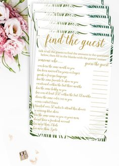 Find the Guest - Tropical Baby Shower Game Printable BabyShowerIdeas BabyShowerGames TropicalBabyShower SummerBabyShower FindtheGuest 465348573999346859 Idee Baby Shower, Baby Shower Brunch, Baby Girl Shower Themes, Baby Shower Games, Baby Boy Shower, Baby Shower Decorations, Baby Games, Hawaiian Baby Showers, Luau Baby Showers
