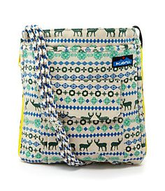 Kavu Sidewinder Rope Cross-Body Bag | Dillard's Mobile