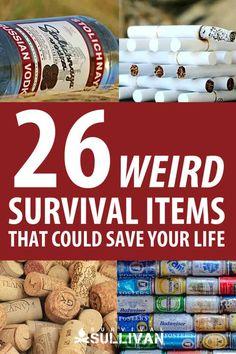 Survival Life Hacks, Survival Items, Survival Supplies, Emergency Supplies, Urban Survival, Wilderness Survival, Survival Gear, Survival Quotes, Outdoor Survival
