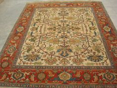 Serapi Rug Available at The Rug Mall in Aberdeen NJ